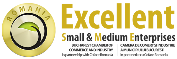 Certificat Excellent - Small & Medium Enterprise Romania